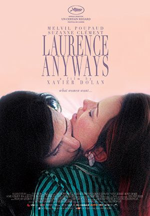 Laurence Anyways drama main poster
