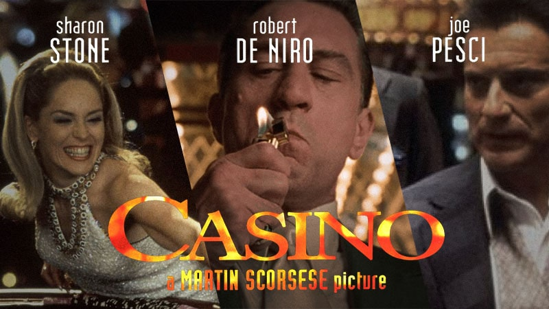 The main characters of the movie Casino