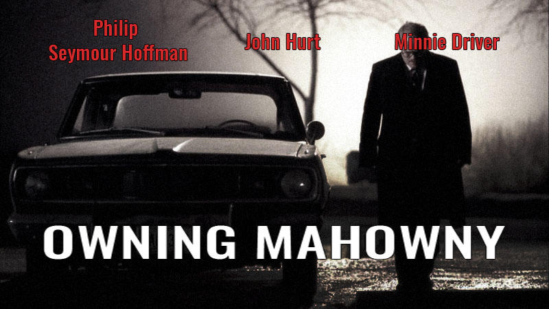 Poster for the film Owning Mahowny with the main character
